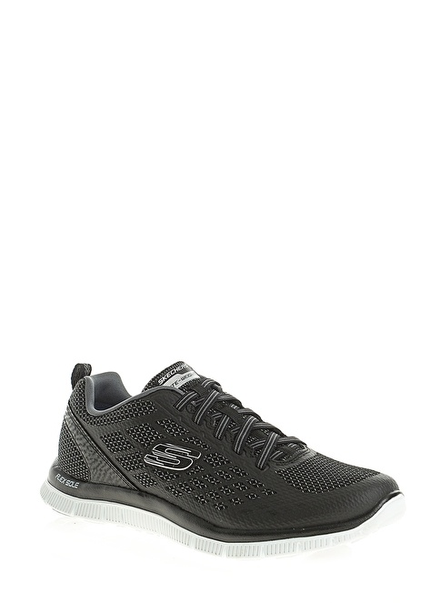 Skechers Flex Appeal- Artic Chill Siyah